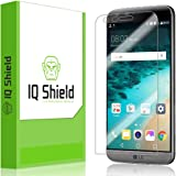 LG G5 Screen Protector, IQ Shield LiQuidSkin Full Coverage Screen Protector for LG G5 HD Clear Anti-Bubble Film - with