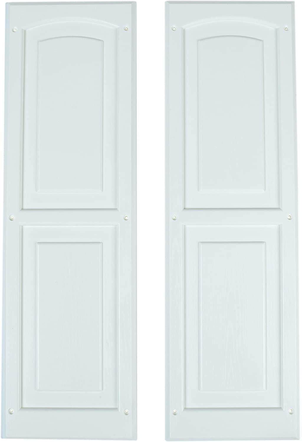 "Handy Home Products Window Shutter Pair, 9"" x 30.25"""