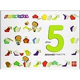 Colorines. 5 años, 2 trimestre - 9788467560800