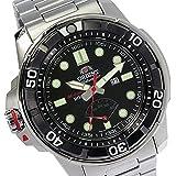 ORIENT(オリエント) エムフォース 自動巻き メンズ 腕時計 SEL06001B0 ブラック 逆輸入品