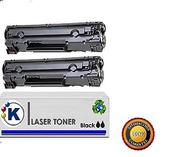 Konver 2X TONER LaserJet Pro P1102 , Toner compatible K285A, 85A ...