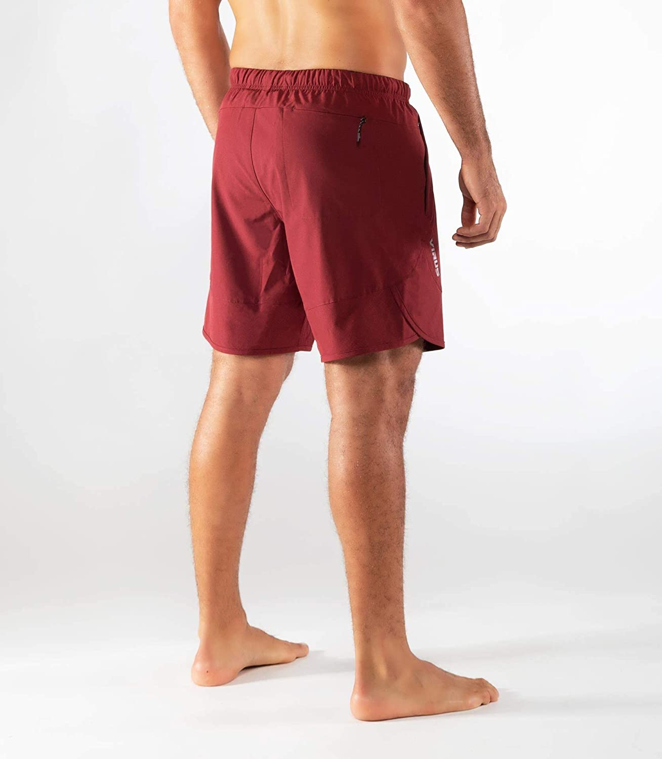 Virus Mens ST8 Origin 2 Active Short Dark Berry