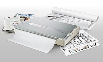 Plustek 1180 Flatbed Scanner