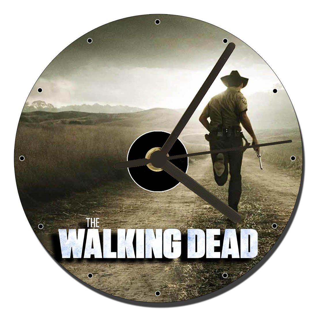 MasTazas The Walking Dead Andrew Lincoln Rick Grimes B Reloj CD ...