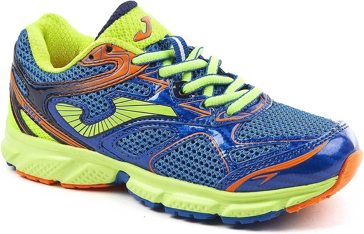 JOMA Vitaly, Zapatillas de Deporte Exterior para Niños, Azul (Royal), 36 EU: Amazon.es: Zapatos y complementos