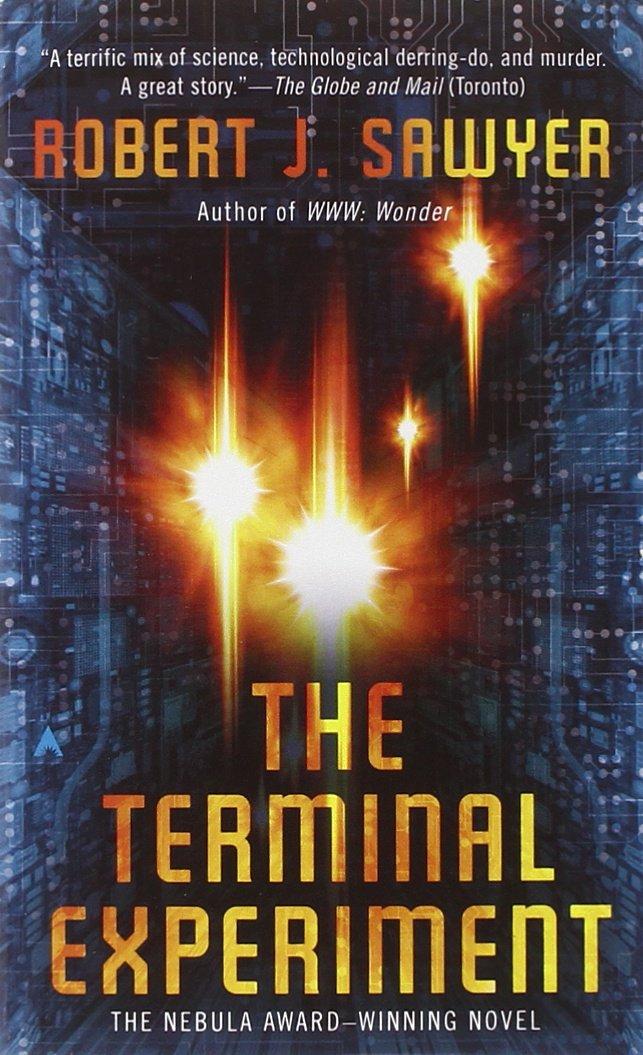 Terminal Experiment Robert J Sawyer product image
