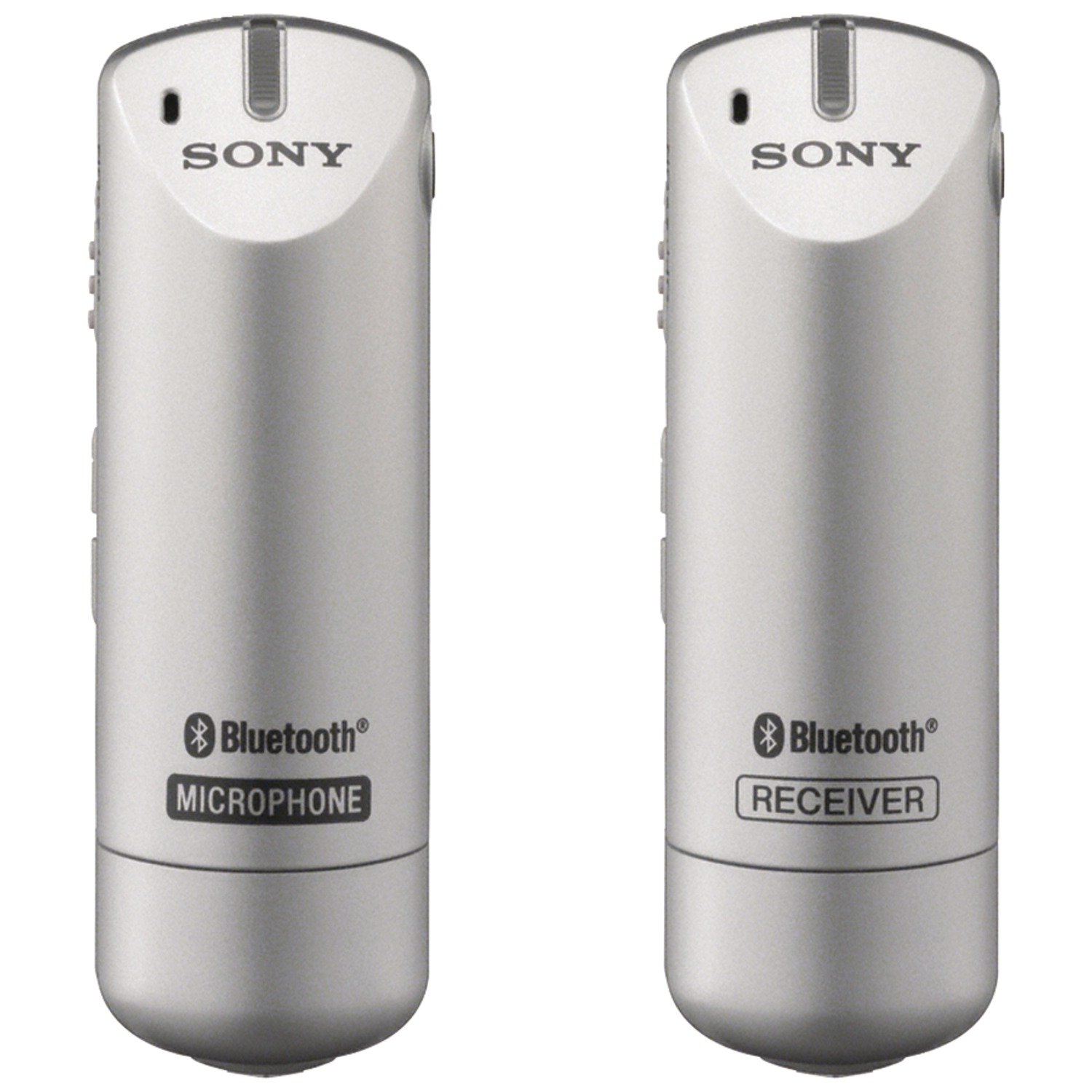 Sony ECM-AW3 Wireless Microphone - Silver (Discontinued by Manufacturer)