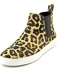 Michael Michael Kors Keaton Bootie Women Suede Sneakers