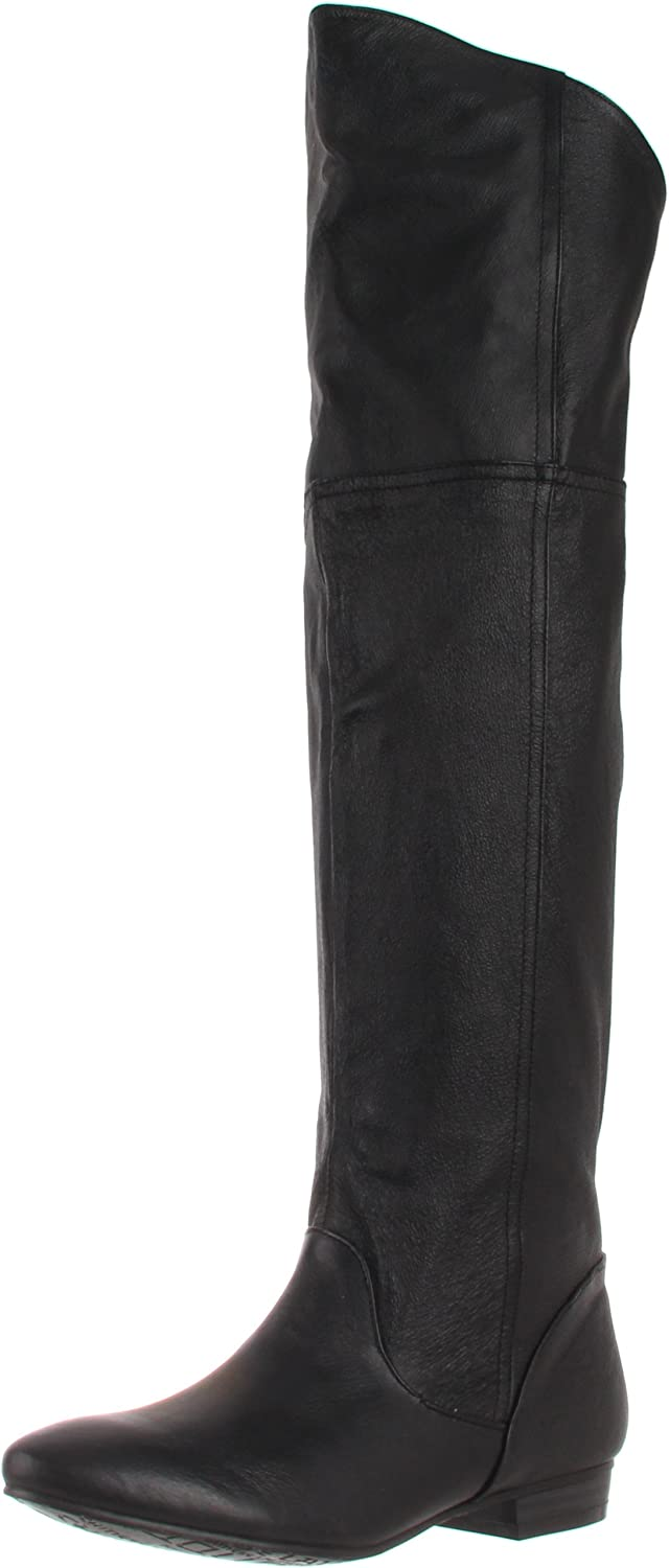 Chinese Laundry Womens South Bay Knee-High Boot, Black, 6.5