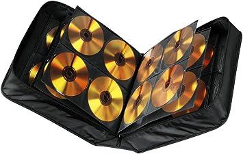 ea33cca0ddf59 Hama CD Tasche mit Pflegetuch für 304 Discs   CD   DVD   Blu-ray