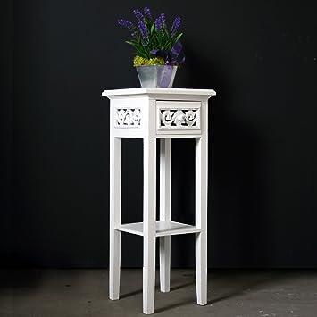 Romantique Table de téléphone table d\'appoint Table de ...