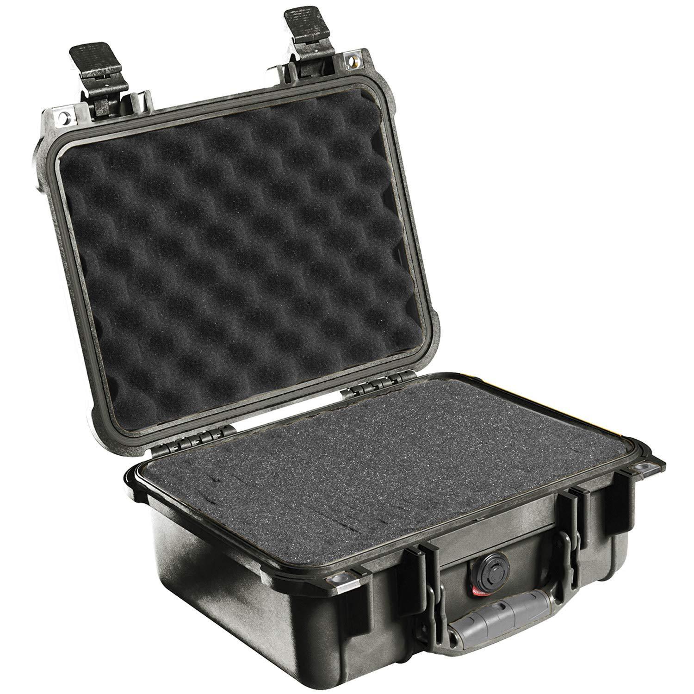 Amazon.com: Pelican 1400funda para cámara, con ...