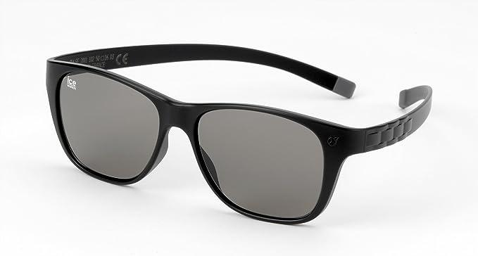 Ice Watch Eyewear - Lunettes de soleil - Homme Noir noir  Amazon.fr ... 74b4bae110e3