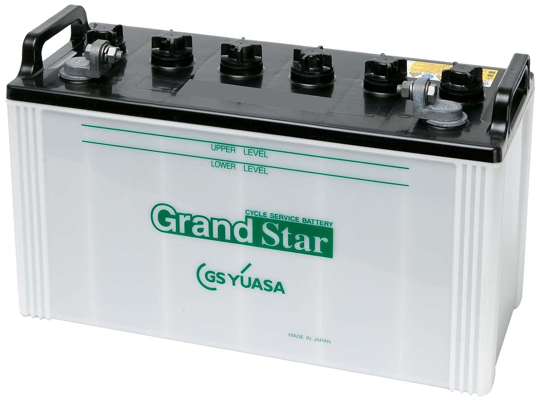 GS YUASA [ ジーエスユアサ ] 電動車バッテリー [ サイクルサービス用鉛蓄電池 ] EB130-LER B008UJA436
