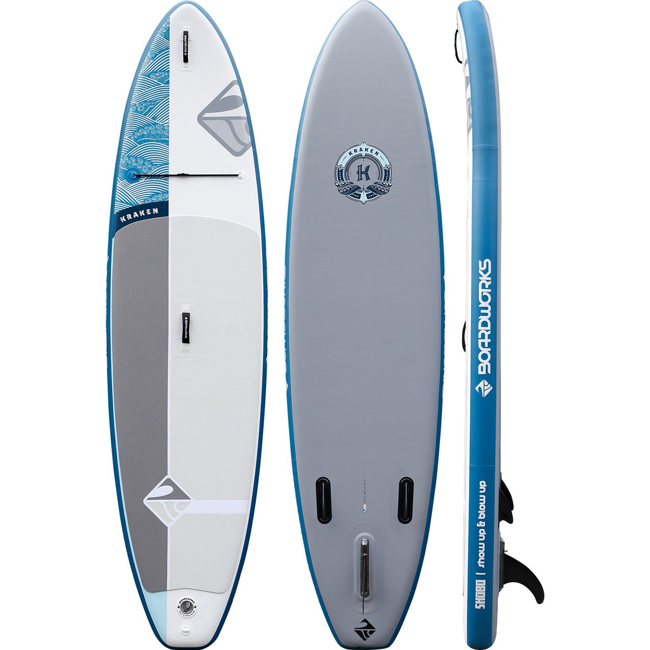 Boardworks SHUBU Kraken 10' Inflatable Stand-Up Paddle Board (SUP) by Boardworks