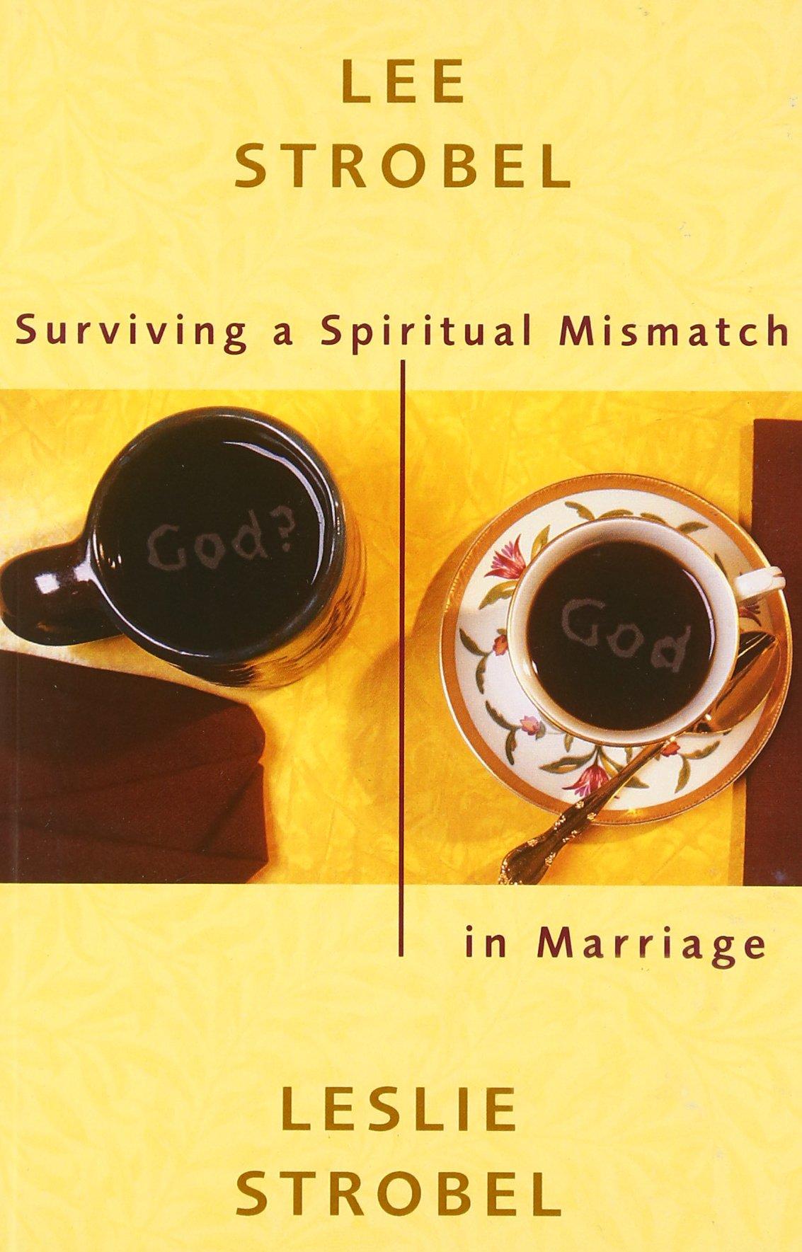 Surviving a Spiritual Mismatch in Marriage pdf epub