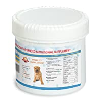 Suplementos Para Las Articulaciones De Los Perros - 180 DÍAS Para Un Perro De 10-