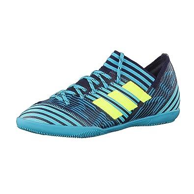 adidas Nemeziz Tango 17.3 In J, Zapatillas de fútbol Sala Unisex niño, (Tinley/Amasol / Azuene), 30 EU: Amazon.es: Zapatos y complementos