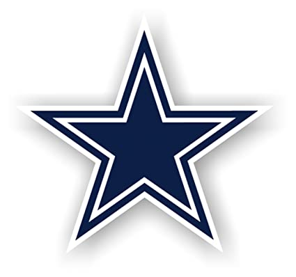 Amazon Fremont Die Nfl Dallas Cowboys 12 Inch Vinyl Logo