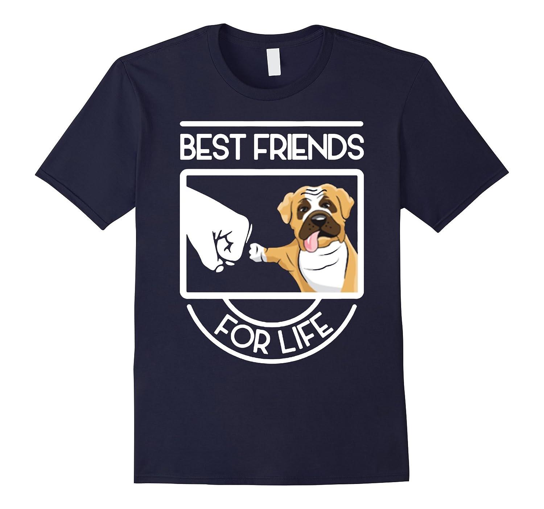 BOXER - Best frind for life T-Shirt-Art
