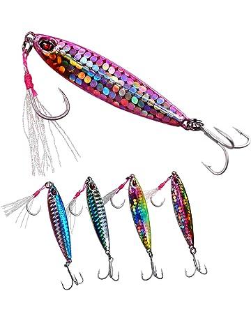 Amazon.es: Señuelos y moscas - Pesca: Deportes y aire libre ...