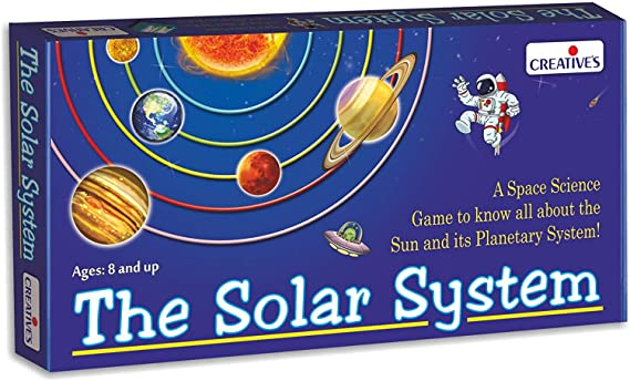 Creative's The Solar System (Multi-Color)