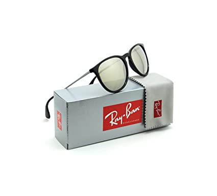 4878be23614 Image Unavailable. Image not available for. Color  Ray-Ban RB4171 Erica  Color Mix Women Mirror Sunglasses 601 5A