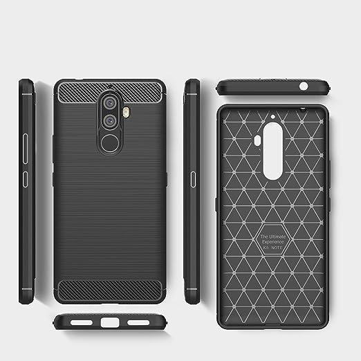 Holster Fundas y Estuches para teléfonos móviles, para Lenovo K8 ...