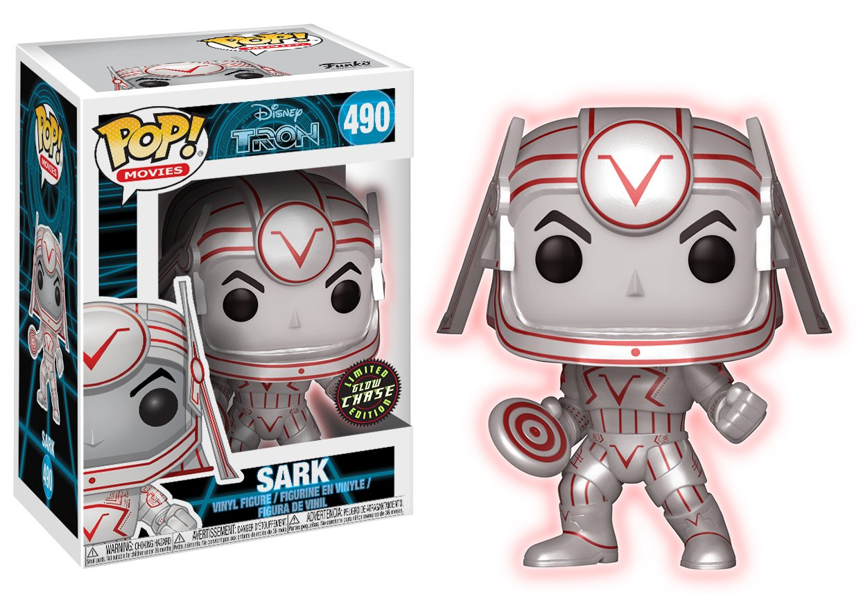 Funko Pop! Disney: Tron Sark Collectible Figure