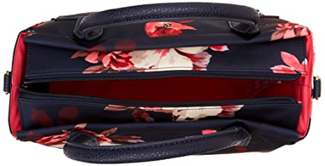 Joules Women s Day To Day Canvas Cross-Body Bag Blue (Navy Bircham Bloom)   Amazon.co.uk  Shoes   Bags 1a5e632fc