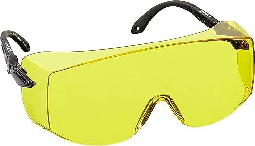 voltX /'OVERSPECS/' Gewerbliche Schutzbrille für Brillenträger im Industriewese...