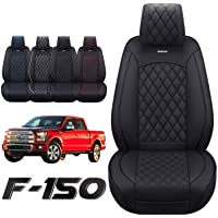 Belidome Rose Pattern Seat Covers for Car Women Soft Durable Nofading Accessories Protector Mats Fit Most Vehicles