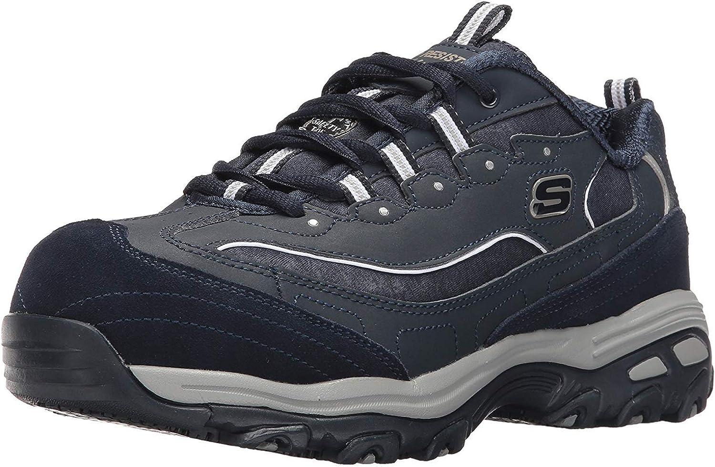 D'Lites Slip-Resistant Pooler Work Shoe