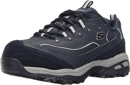 Skechers for Work 76596 Womens Dlites Pooler Shoe Choose SZ//Color.