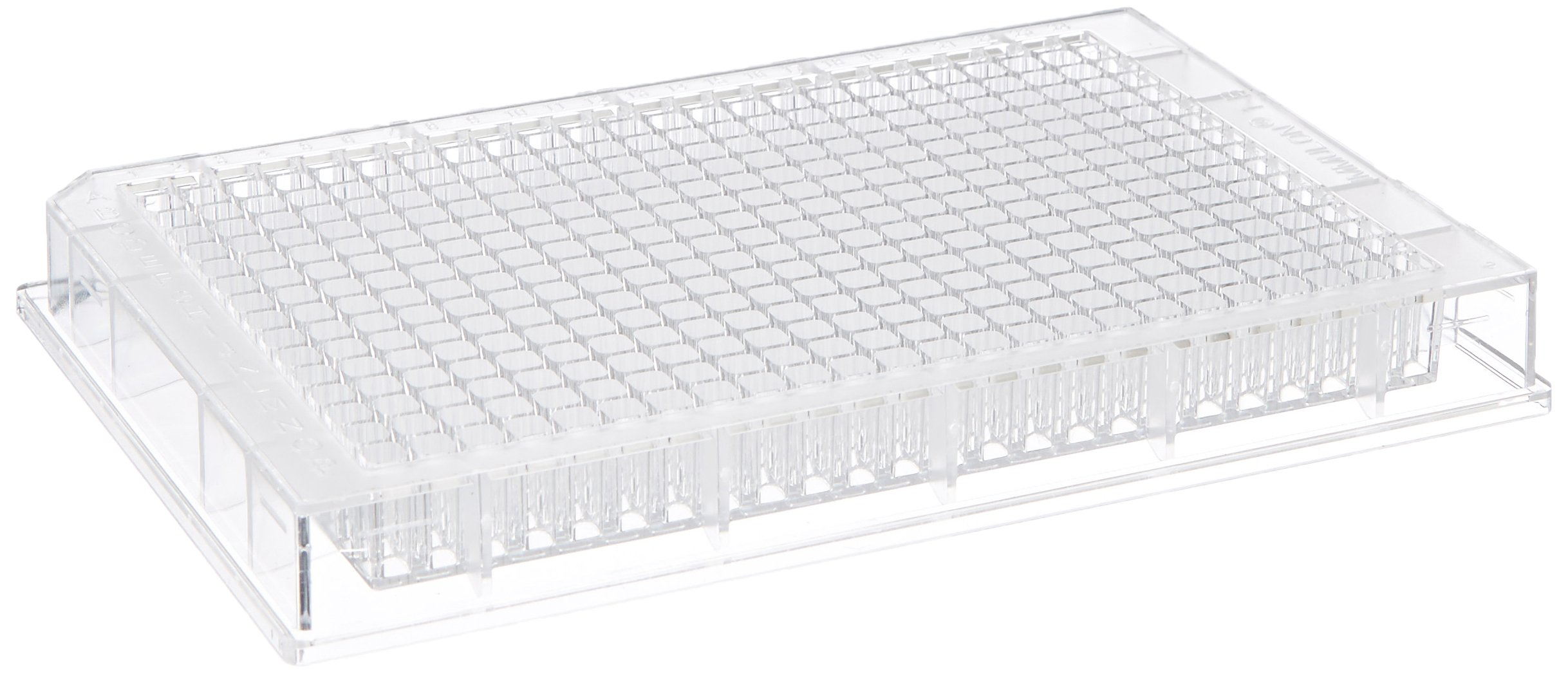 Thermo Scientific Microtiter Plates with 384X #1BSQ, Clear (Box of 50)