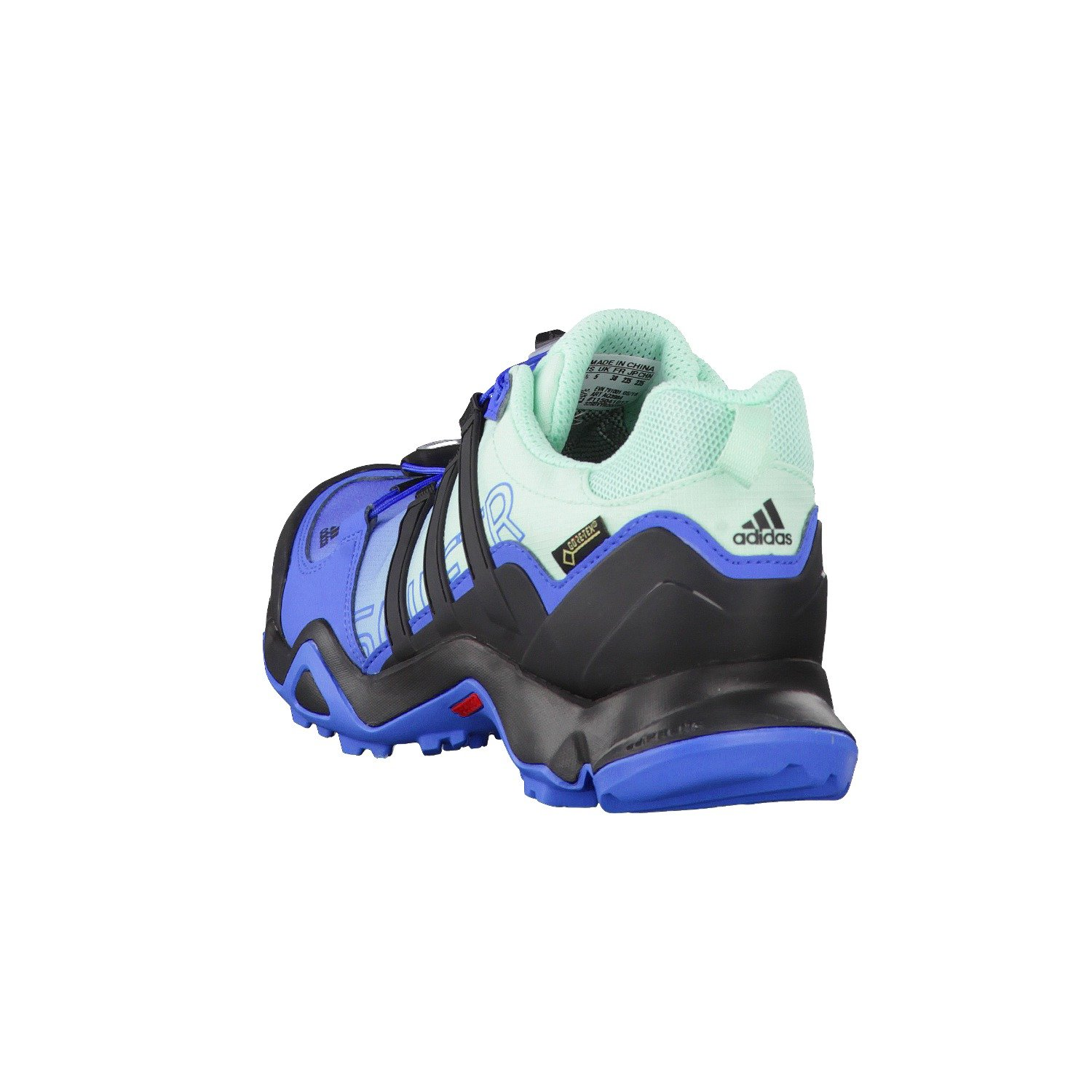 reputable site 9d2f7 be0e3 adidas Terrex Swift R GTX W - Sneakers Hiking for Women, 38, Blue   Amazon.co.uk  Shoes   Bags