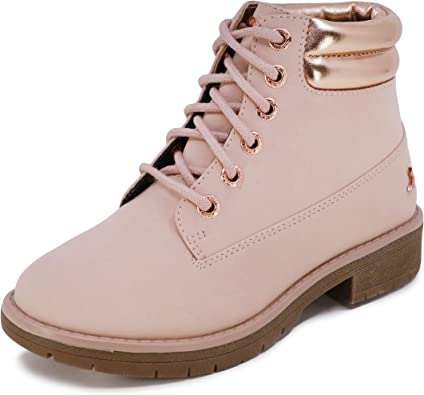 girls lace up ankle boots
