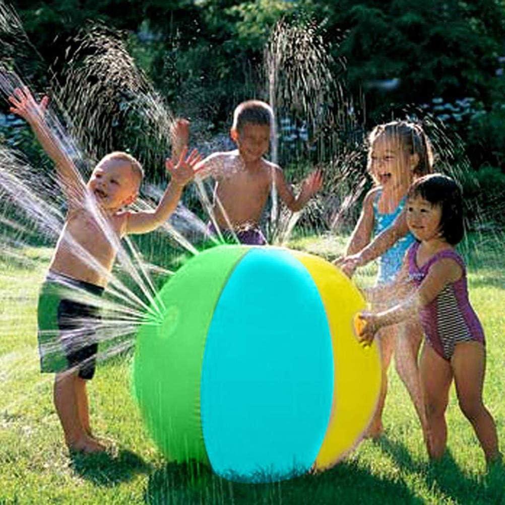 Daxoon - Pelota Hinchable de Agua, Juguete para niños Divertido ...