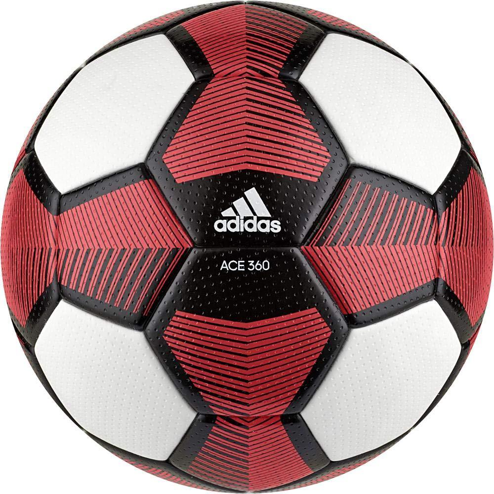 adidas Pred Comp Balón, Hombre, (Negro/Blanco/Correa), 5 CF1213