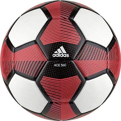 adidas Pred Comp Balón, Hombre, (Negro/Blanco/Correa), 5: Amazon ...