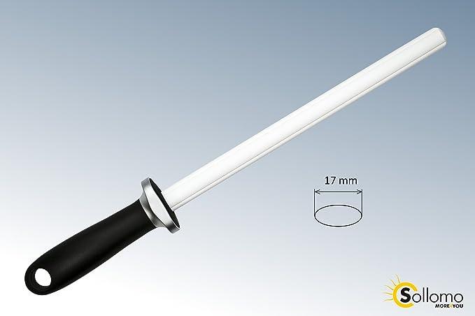 Compra Afilador de cuchillos de cerámica afilador forma ...