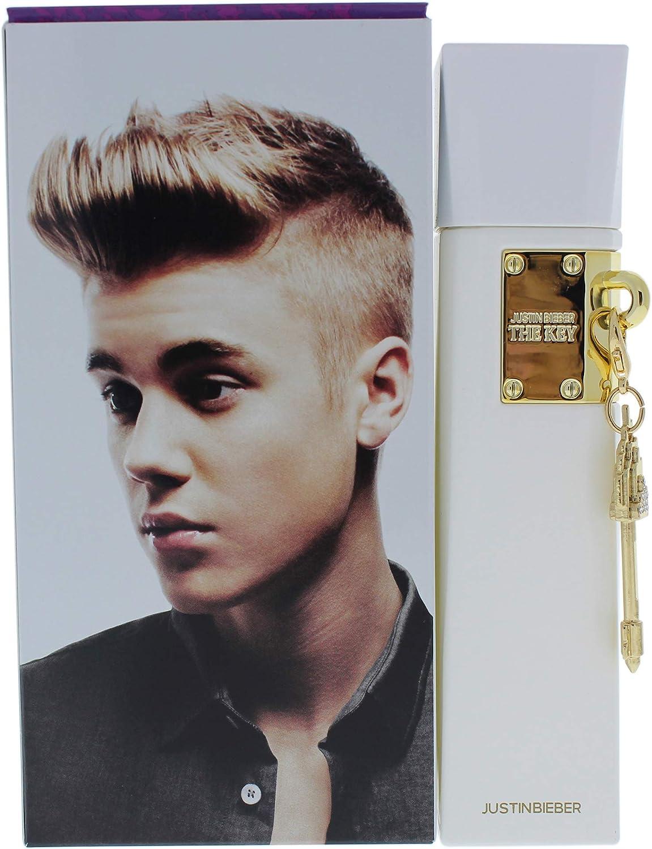 Justin Bieber 55398 Agua de perfume, 100 ml