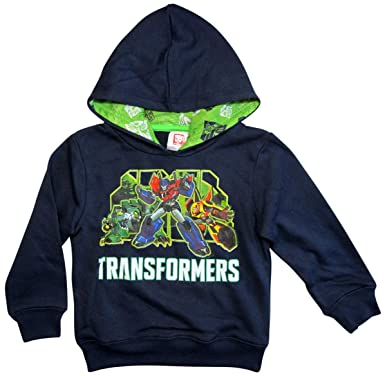 Online-Shop 2019 am besten großer rabatt von 2019 Transformers Pullover Jungen Hoodie: Amazon.de: Bekleidung