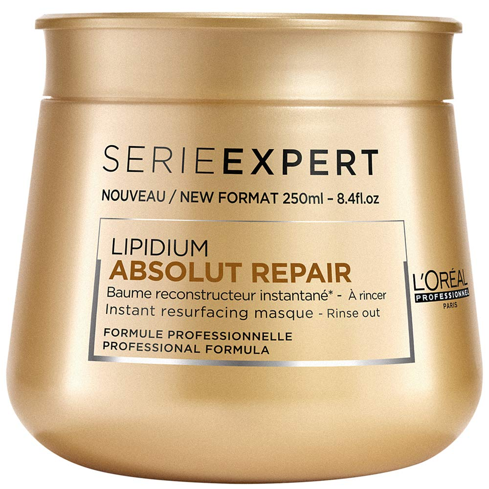 L'Oréal Professionnel - Série Expert Absolut Repair Lipidium Instant Resurfacing Masque - 250 ml L' OREAL PROFESSIONNEL E22196 45123