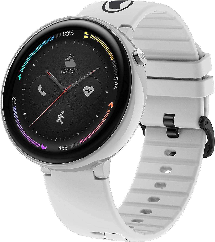 Xiaomi Amazfit Nexo Reloj Inteligente Blanco AMOLED 3,53 cm (1.39