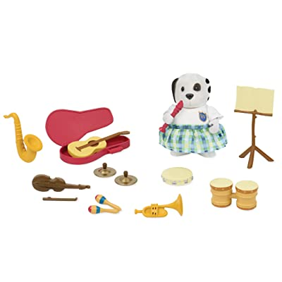 Li'l Woodzeez Music Class Playset: Toys & Games