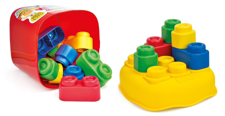 14741.0 20 Piece Clementoni Clemmy Building Blocks