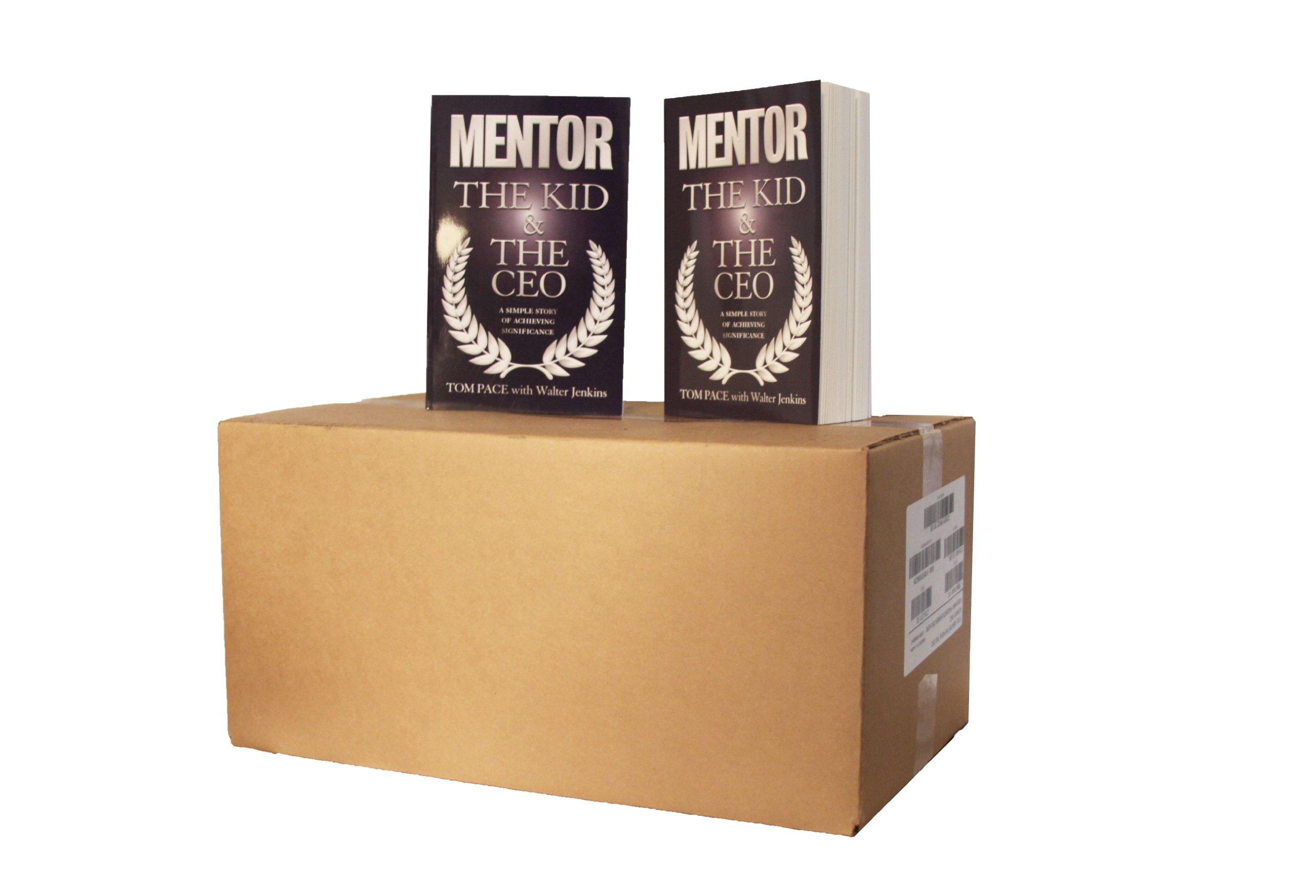 Read Online Mentor: The Kid & the CEO ($7.48/book for case of 52) PDF