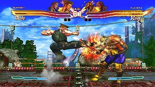 Street Fighter X Tekken [Importación inglesa]: PlayStation ...