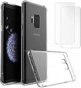 DYGG Compatible con Funda para Samsung Galaxy s9 Plus/s9+, Carcasa ...